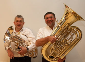 Low Moving Brass Duo